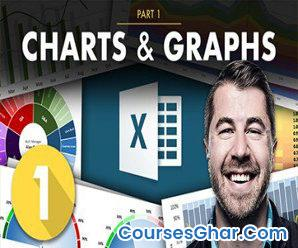 Skillshare: Excel Data Visualization Part 1: Charts & Graphs