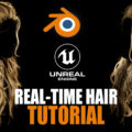 Artstation – [Tutorial] Real-TimeGame-Ready Hair Creation