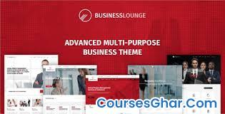 Business Lounge v1.9.1 – Multi-Purpose Business Theme
