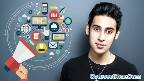 Udemy – Digital Marketing Fundamentals: CEO Secrets & Industry Hacks