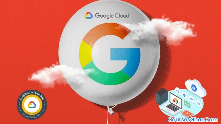 Udemy – Google Cloud Platform (GCP) Fundamentals – Core Architecture