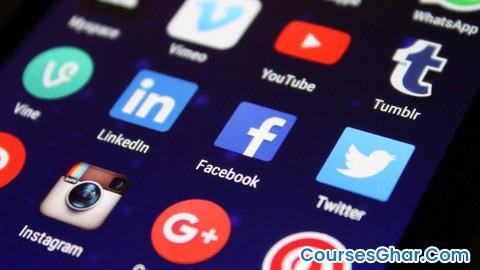 Udemy – The Complete Social Media Growth Hacking Course