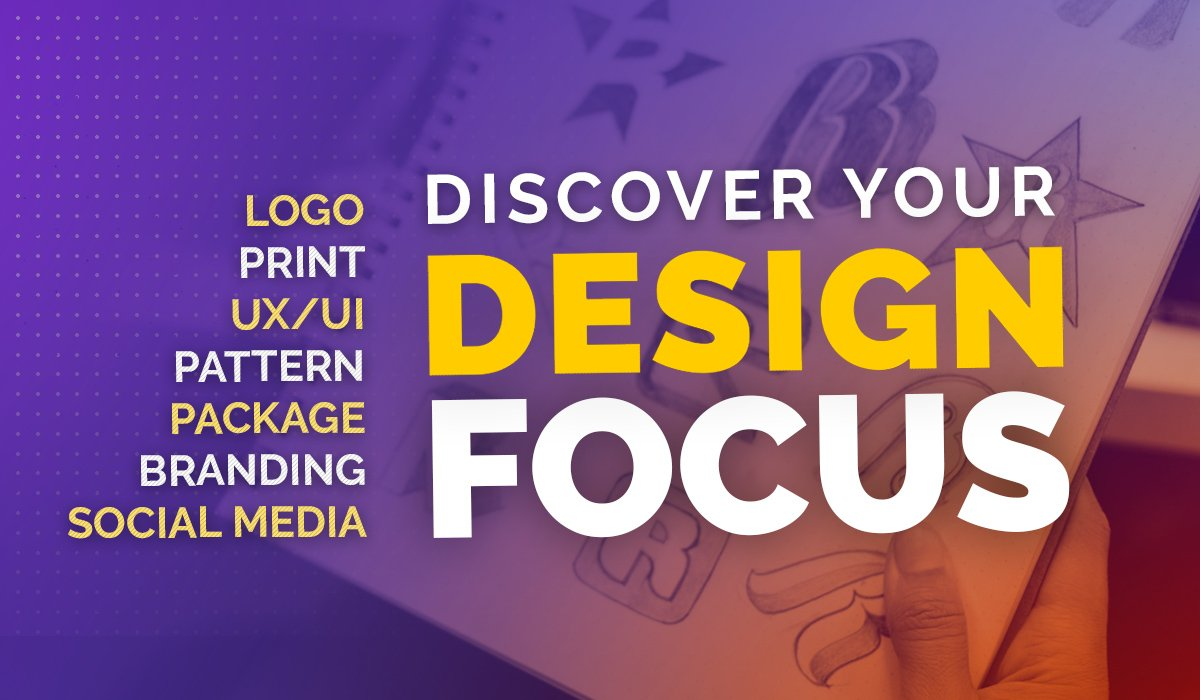 Discover Your Graphic Design Focus