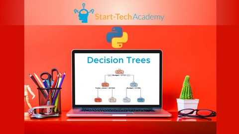 [COUPON] Decision Trees, Random Forests, AdaBoost & XGBoost in Python