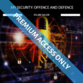 API Security: Offence and Defence (W35)