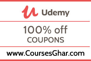 Udemy – 24 in 1 100% Off Coupons