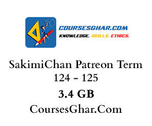 SakimiChan Patreon Term 124 – 125