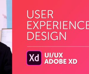 Skillshare – User Experience Design Essentials – Adobe XD UI UX Design
