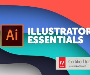 SkillShare – Adobe Illustrator CC – Essentials Training