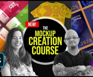 SkillShare – The Mockup Creation Course for Adobe Photoshop and Affinity Photo