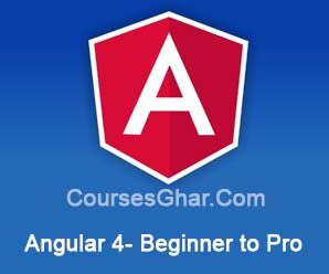 Code With Mosh – Angular 4- Beginner to Pro