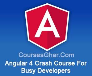 Code With Mosh – Angular 4 Crash Course For Busy Developers